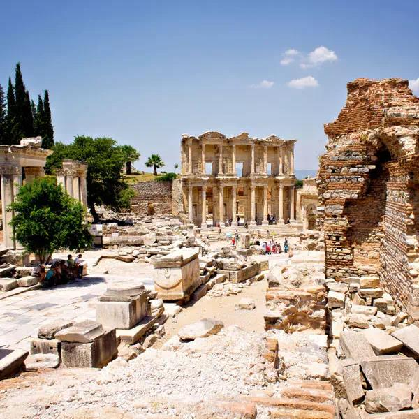 Ephesus Ancient City History
