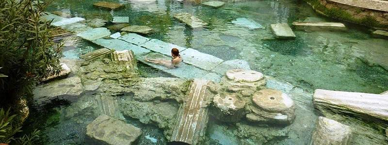 Ancient Pool