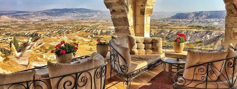 Where to Stay in Cappadocia, Cappadocia Cave Hotesl, Best hotels in Cappadocia