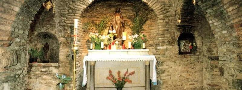 The Virgin Mary House, The Virgin Mary House Informations