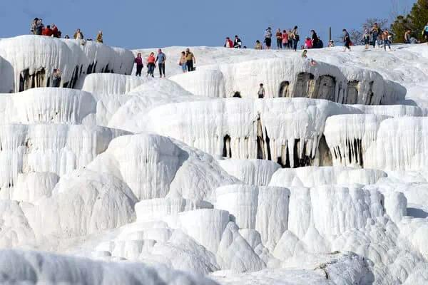 Turkey Pamukkale Guide